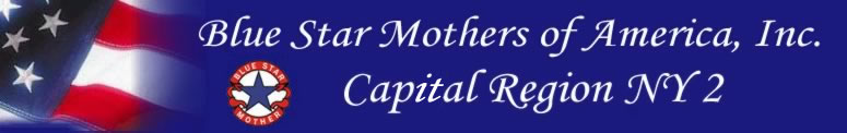 Blue Star Mothers of America, Inc. Capital Region NY 2